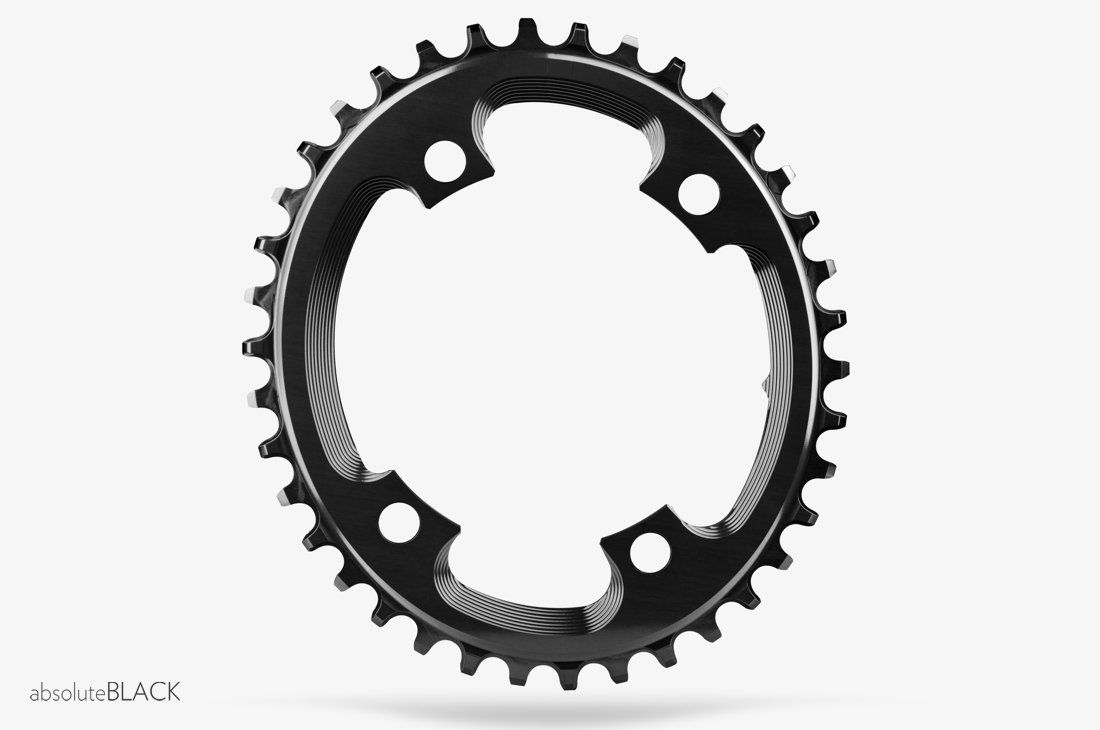 CX OVAL 110/4 BCD chainring