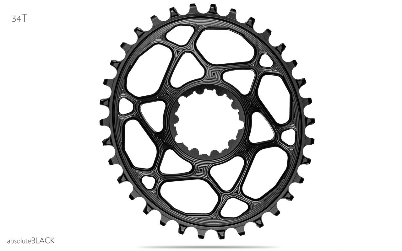 Oval Bicycle Chainring 3mm Offset for Sram Boost 148 DUB GXP Crank Eagle XX1 X01