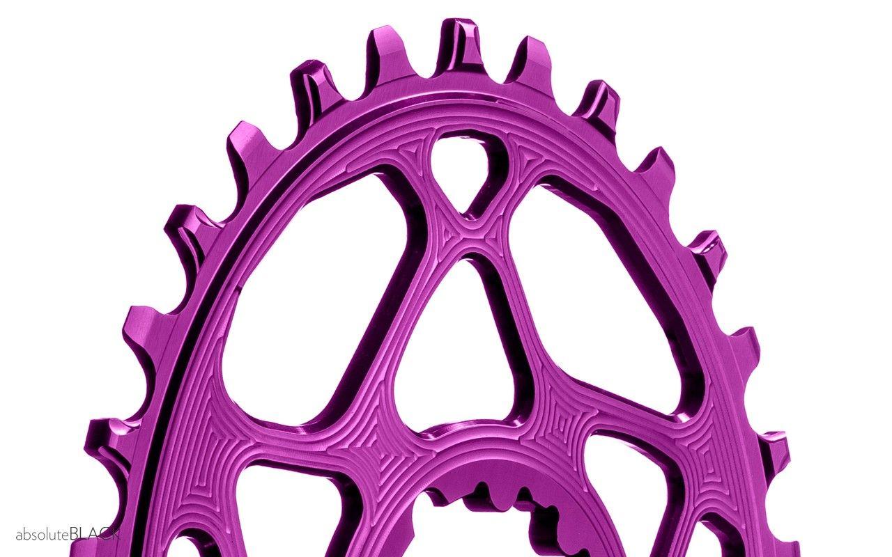 AbsoluteBlack ovale Sram Direct Mount 3 mm Offset Boost MTB//Vélo de montagne