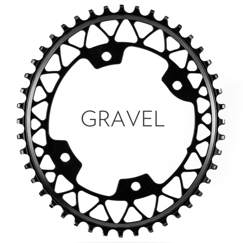 GRAVEL chainrings
