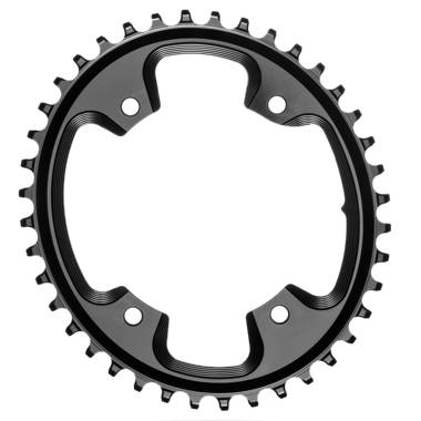absoluteBLACK CX OVAL 110/4 BCD chainring