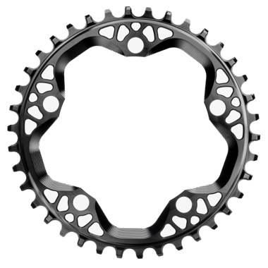 absoluteBLACK CX Round 110/130 chainring