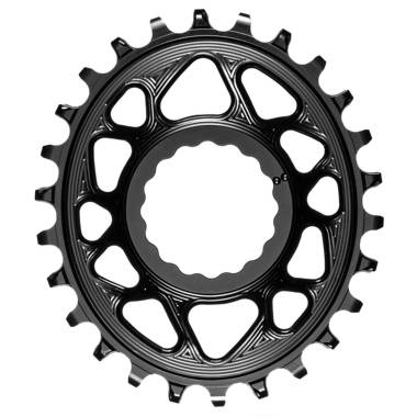 absoluteBLACK RaceFace OVAL traction chainring