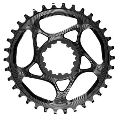 absoluteBLACK SRAM Round GXP chainring