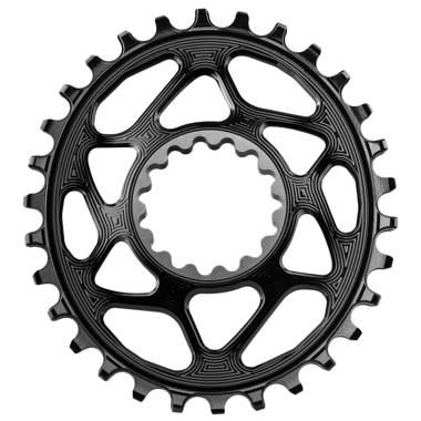 absoluteBLACK e13 OVAL Guidering M direct mount traction chainring