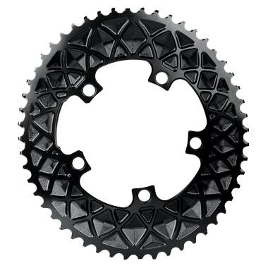 absoluteBLACK Premium OVAL ROAD 110/5 BCD chainring