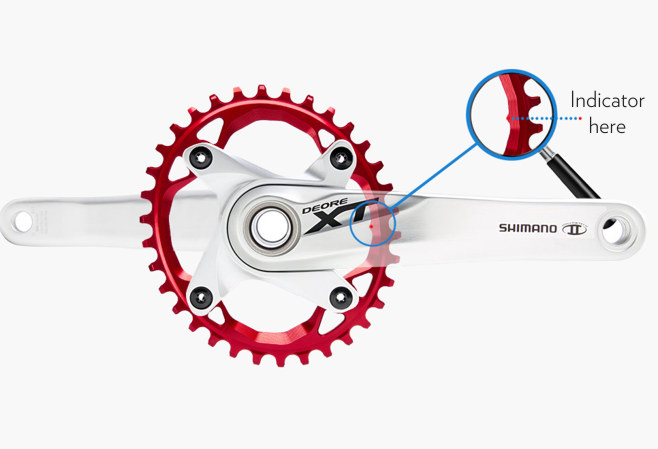 absoluteblack oval chainring mounting instruction